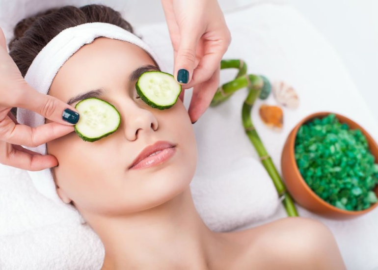 Hydrate your skin with Cucumber Extract